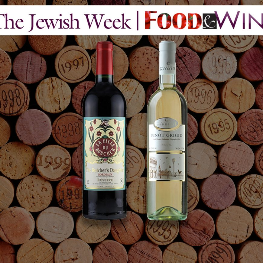 The Jewish Week – Three Recommended Summer Wines